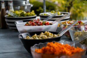 Photo of buffet by Tim Meyer on Unsplash