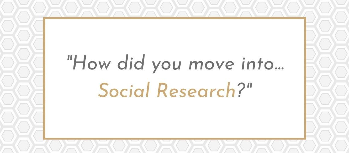 Career Stories Social Research