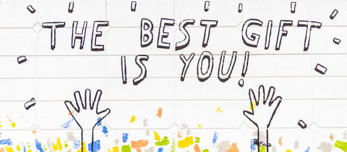 Volunteering: the best gift is you